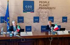 G20 cam kết hợp tác chặt chẽ hơn để đẩy nhanh đà phục hồi kinh tế