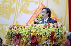 Tiền Giang: Thống nhất số lượng bầu đại biểu Hội đồng nhân dân ba cấp