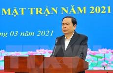 Chủ tịch, Tổng thư ký MTTQ VN được giới thiệu ứng cử đại biểu Quốc hội