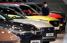 Doanh số bán ôtô tại Mỹ của Hyundai giảm gần 9% trong tháng 2/2021