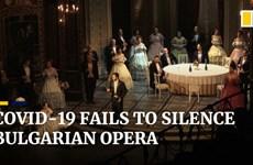 Thưởng thức hòa nhạc opera thời COVID-19 theo phong cách mới