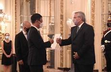 Tổng thống Argentina: Việt Nam là điểm sáng về đối phó dịch COVID-19