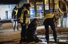 Thụy Điển điều tra vụ tấn công bằng dao làm 8 người bị thương