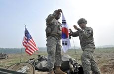 Hàn Quốc tiến gần tới thỏa thuận chia sẻ chi phí quốc phòng với Mỹ