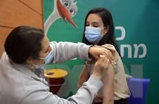Israel: 78% số ca tử vong trong tháng 2 chưa được tiêm vắcxin COVID-19