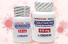 Anh dừng thử nghiệm thuốc trị bệnh gout trong điều trị COVID-19
