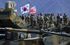 Hàn Quốc-Mỹ tổ chức tập trận thường niên trong bối cảnh dịch COVID-19