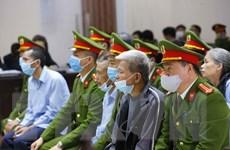 Phúc thẩm vụ án tại Đồng Tâm: Các bị cáo xin giảm nhẹ hình phạt