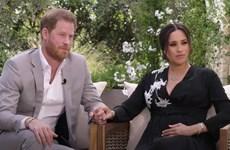 Hé lộ video ngày nữ công tước Meghan nói với chồng về ý định tự sát