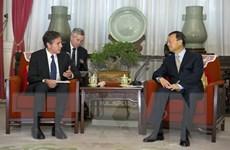 Mỹ xác nhận kế hoạch gặp các quan chức ngoại giao hàng đầu Trung Quốc