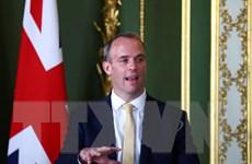 Anh cam kết giải quyết các vấn đề thương mại của Bắc Ireland với EU