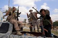 LHQ kêu gọi rút toàn bộ binh sỹ nước ngoài, lính đánh thuê khỏi Libya
