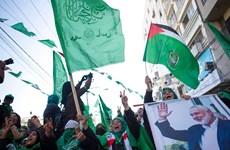 Phụ nữ đầu tiên được bầu vào Bộ Chính trị phong trào Hồi giáo Hamas