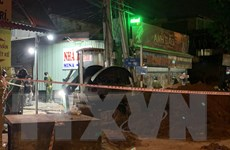 Bình Dương: Tai nạn lao động khiến một công nhân tử vong
