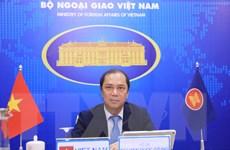Diễn đàn ASEAN-Australia: Hợp tác vì phục hồi và tăng trưởng bền vững