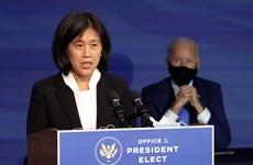 Mỹ: Thượng viện phê chuẩn đề cử Đại diện Thương mại Katherine Tai