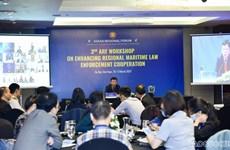 Hội thảo ARF lần 3 về tăng cường hợp tác thực thi pháp luật trên biển