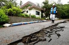 Động đất tại Nhật Bản: Một người bị thương, nhiều khu vực mất điện