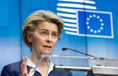 Chủ tịch EC dọa cấm AstraZeneca xuất khẩu vaccine ngừa COVID-19