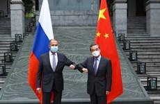 Trung Quốc và Nga tăng cường hợp tác để đối phó các thách thức từ Mỹ