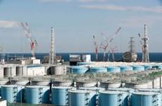 Nhật Bản đề nghị IAEA thẩm tra độ an toàn nước thải phóng xạ qua xử lý