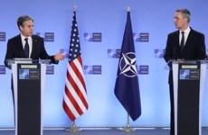 Ngoại trưởng Mỹ khẳng định duy trì các cam kết vững chắc với NATO