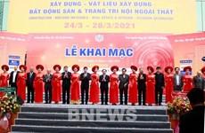 Triển lãm Quốc tế VIETBUILD Hà Nội 2021 thu hút hơn 1.000 gian hàng