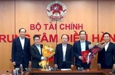 Bổ nhiệm một loạt nhân sự chủ chốt trong ngành chứng khoán Việt Nam