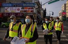 Người dân New York lập đội tuần tra bảo vệ người Mỹ gốc châu Á
