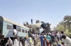 Ai Cập: Tai nạn đường sắt thảm khốc, ít nhất 32 người thiệt mạng