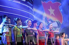 Đoàn TNCS Hồ Chí Minh tại Lào tổ chức kỷ niệm 90 năm ngày thành lập
