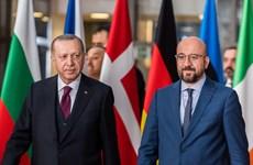 Dấu hiệu cải thiện quan hệ song phương Liên minh châu Âu-Thổ Nhĩ Kỳ