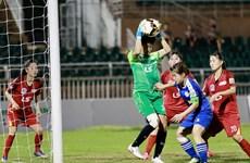 Giải Bóng đá nữ cúp quốc gia 2021 khởi tranh từ 20/4 với 7 đội tham dự