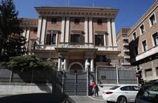 Nga phản ứng trước quyết định của Italy trục xuất 2 nhà ngoại giao