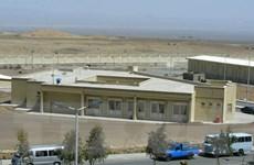 Iran bổ sung máy ly tâm tiên tiến làm giàu urani tại cơ sở Natanz