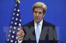 Thúc đẩy cam kết về khí hậu, đặc phái viên John Kerry thăm UAE, Ấn Độ