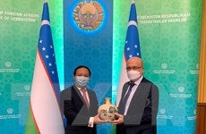 Thúc đẩy quan hệ hữu nghị, truyền thống tốt đẹp Việt Nam-Uzbekistan