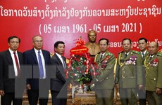 Công an Việt Nam và Công an Lào hợp tác, đồng hành cùng phát triển
