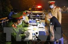 Thêm một tài xế dương tính với ma túy bị phát hiện trên cao tốc