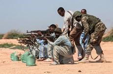 Quân đội Somalia đập tan vụ tấn công của phiến quân al-Shabaab