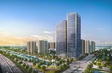 VinGroup ra mắt Techno Park-Tòa văn phòng thông minh top 10 thế giới