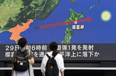 Nhật Bản gia hạn lệnh cấm giao thương với Triều Tiên thêm 2 năm