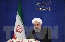 """Tổng thống Iran đánh giá cuộc đàm phán tại Áo """"mở ra chương mới"""""""
