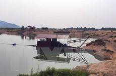 Phú Yên: Doanh nghiệp ngang nhiên vi phạm quy định về khai thác cát