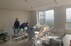 Mạnh tay xử lý vi phạm trật tự xây dựng: Mô hình mới đặc thù