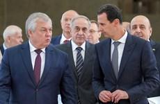 Syria, Nga bàn cách giảm tác động các lệnh trừng phạt của phương Tây