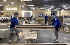 Ngành gỗ Việt Nam khẳng định vị thế mới trên thị trường thế giới