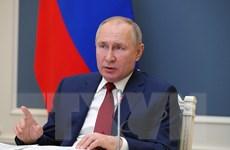 Tổng thống Nga Putin tiếp tục ủng hộ xây dựng quan hệ tốt đẹp với Mỹ