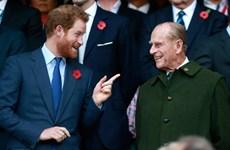 Hoàng tử Harry lên kế hoạch trở lại Anh dự đám tang Thân vương Philip