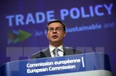 EU đề xuất kéo dài thời gian tạm dừng áp thuế trả đũa với hàng hóa Mỹ